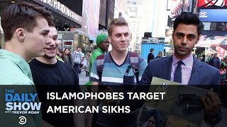 Download Confused Islamophobes Target American Sikhs: The Daily Show Video
