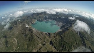 Download 🇵🇭 Mount Pinatubo Flyover, Philippines Video