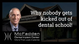 Download Why nobody gets kicked out of dental school! Video