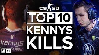 Download The Top 10 KennyS Kills Video