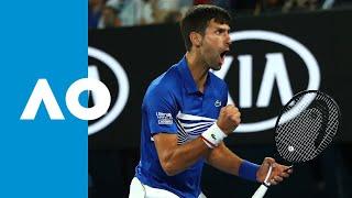 Download Final game: Djokovic enters the history books (Final) | Australian Open 2019 Video