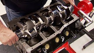 Download Stroking A 5.0L Small Block Ford to 347 C.I. - Engine Power S2, E8 Video
