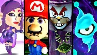 Download Super Mario Miitopia ALL CUTSCENES (3DS) Video