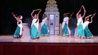 Download Kolattam (Stick) Dance - Tamil Cultural Show 2015- Dallas, Video
