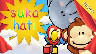 Download Lagu anak Indonesia   Kalau Kau Suka Hati Video