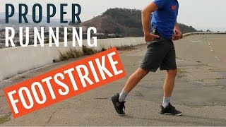 Download Proper Running Footstrike | 3 Steps to Improve It! Video