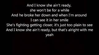 Download I know She Ain't Ready by Luke Combs Lyrics Video