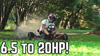 Download 5 Engine Showdown! Mild to WILD Predator 212cc Comparison Video