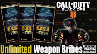 Download Footsteps are TOO LOUD in MODERN WARFARE...Back to BLACK OPS 4 | Unlimited WEAPON BRIBES Video