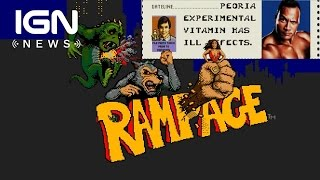 Download Rampage Movie Director Reveals Which Monsters Will Rampage - IGN News Video