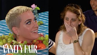 Download Katy Perry Goes Undercover as an Art Exhibit at the Whitney Museum | Vanity Fair Video