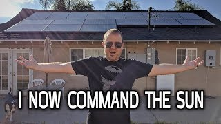 Download SOLAR SYSTEM COMPLETE! My Tesla Installation Part 3 Video