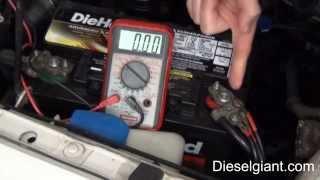 Download Beginners guide on using electrical multimeters for autos Video