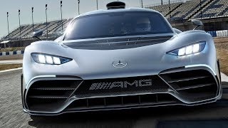Download Mercedes-AMG Project ONE (2019) Soon ready to fight Ferrari LaFerrari Video