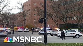 Download Active Shooter At Ohio State University | MSNBC Video