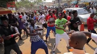 Download BUJUMBURA, FLASH MOB Video