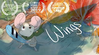 Download Wings | Animated Short Film | SVA Thesis Video