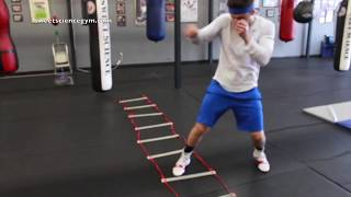 Download Boxing Footwork Drills for Creating Angles Video