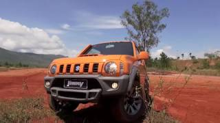 Download Jimny 4Sport | Release | Suzuki Video