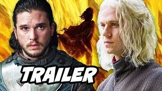 Download Game Of Thrones Prophecy Trailer and Season 8 Interview Easter Eggs Video