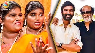 Download How Rajini Surprised Dhanush on his Birthday ? : Aranthangi Nisha Comedy Interview | Maari 2 Making Video