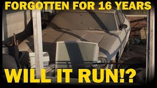 Download Forgotten 260z First Start in 16 Years!! Datsun Revival - Part 1 Video