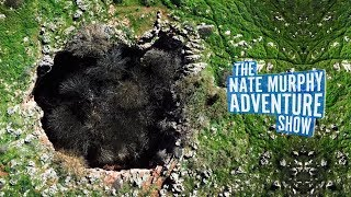 Download This HOLE & Ezra has ROPE-MYASTHENIA SYNDROME | The Nate Murphy Adventure Show Ep10 Video