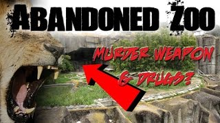 Download (DRUGS FOUND!) 24 HOUR OVERNIGHT CHALLENGE AT ABANDONED ZOO! Video