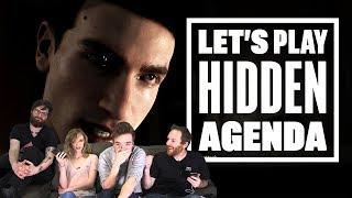 Download Let's play Hidden Agenda (Part 2) - A POWER BLOC FORMS Video