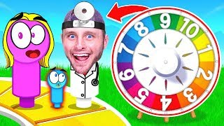 Download I MEET MY NEW CHILD! (Game Of Life) Video