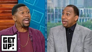 Download Stephen A. and Jalen Rose disagree on who to blame for Falcons' loss vs. Eagles | Get Up! | ESPN Video