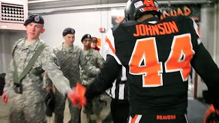 Download Gameday Behind the Scenes - Oregon State defeats #6 ASU Video