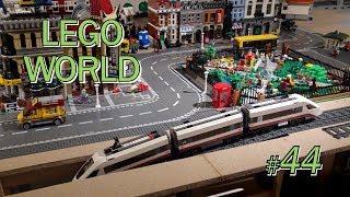 Download LEGO WORLD (44) - Die Eisenbahnstrecke [1] Video