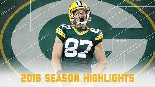 Download Jordy Nelson's Best Highlights from the 2016 Season | NFL Video