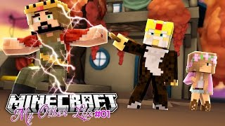 Download Minecraft My Other Life : BABY LITTLE KELLY MEETS RAMONA! #1 Video