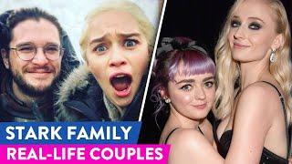 Download Game of Thrones: The Real-Life Couples of Winterfell | ⭐OSSA Video
