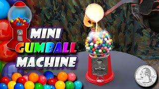Download Molten Copper vs Mini Gum Ball Machine Video
