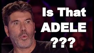 Download ADELE VOICE, ADELE X FACTOR, BEST ADELE'S SONGS / COVERS IN THE VOICE, X FACTOR WORLD WIDE! Video