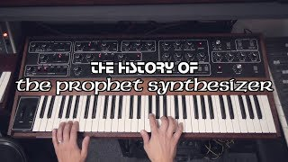 Download The History of the Prophet Synthesizer Video