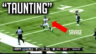 Download NFL Best Taunting Moments || HD Video