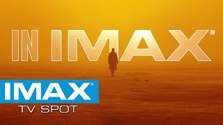 Download Blade Runner 2049 IMAX® Exclusive TV Spot #2 Video