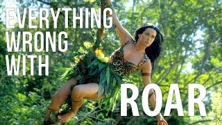 Download Everything Wrong With Katy Perry - ″Roar″ Video