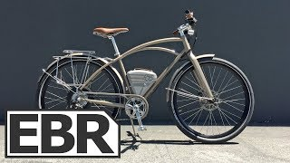Download Vintage Electric Cafe Video Review - $4k Powerful, Quiet, Stylish Electric Bike Video