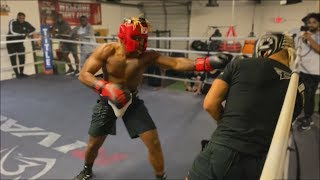 Download KSI Knocks DOWN FaZe Sensei.. (FULL SPARRING FOOTAGE) Video