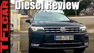 Download 2018 VW Diesel Tiguan European Bone Church Road Trip Review: TFL Exclusive Early Review Video