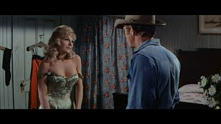 Download Steve McQueen and Joanna Moore. Sexy Scene. (Nevada Smith 1966) Video