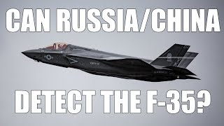 Download Can Russia and China Detect the F-35 Stealth Aircraft? Video