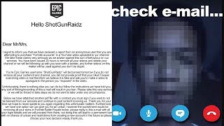 Download So Epic Games might BAN me for exposing Fortnite SCAMMER.. Video