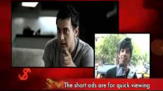 Download Aamir Khan's ad is super hit Video