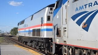Download Riding Amtrak's California Zephyr: Day 1 Video